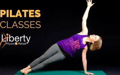 NEW Pilates Classes