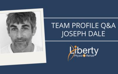 Team Profile Q&A: Joseph Dale