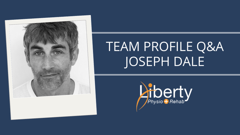 Team Profile Q&A: Joseph Dale