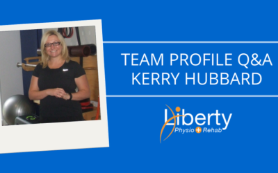 Team Profile Q&A: Kerry Hubbard