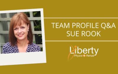 Team Profile Q&A: Sue Rook