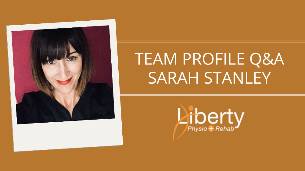 Team Profile Q&A: Sarah Stanley